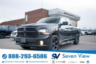 Used 2018 RAM 1500 EXPRESS UCONNECT/20 INCH WHEELS/SIDE STEPS for sale in Concord, ON