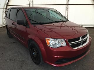 Used 2016 Dodge Grand Caravan SE/SXT REAR CLIMATE CONTROLS, THIRD ROW STOW N GO for sale in Ottawa, ON