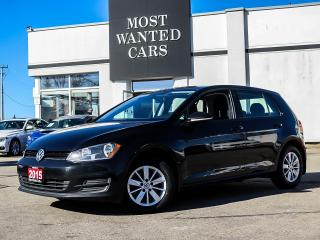 Used 2015 Volkswagen Golf TRENDLINE|TOUCHSCREEN|HEATED SEATS|15