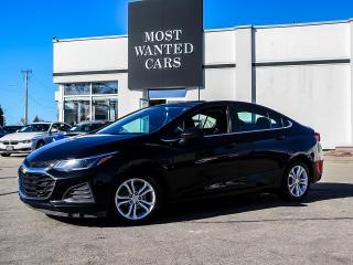 Used 2019 Chevrolet Cruze LT|CAMERA|TOUCHSCREEN|HEATED SEATS|BLUETOOTH|ALLOYS for sale in Kitchener, ON