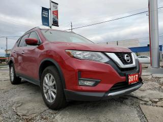 Used 2017 Nissan Rogue SV ONE OWNER TRADE WITH ONLY 27806 KMS. NISSAN CERTIFIED PREOWNED! for sale in Toronto, ON