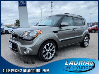 Used 2013 Kia Soul 4u - LOW KMS for sale in Port Hope, ON