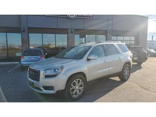 Used 2013 GMC Acadia AWD 4dr SLT1 for sale in Thunder Bay, ON