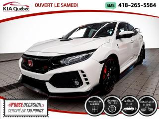 Used 2018 Honda Civic TYPE R* 6733 KM* 306 HP* COMME NEUVE* for sale in Québec, QC