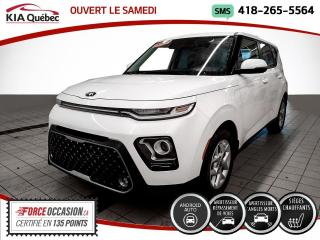 Used 2020 Kia Soul EX* SIEGES CHAUFFANTS* CARPLAY* for sale in Québec, QC
