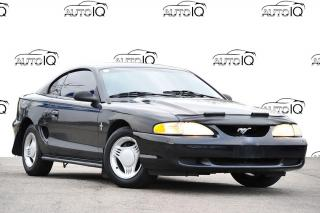 Used 1995 Ford Mustang RWD | 3.8L V6 ENGINE | AUTOMATIC TRANSMISSION for sale in Kitchener, ON