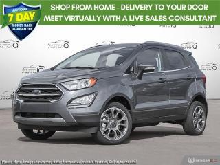 New 2020 Ford EcoSport Titanium TITANIUM | 4WD | 2.0L I4 ENGINE | MOONROOF for sale in Kitchener, ON