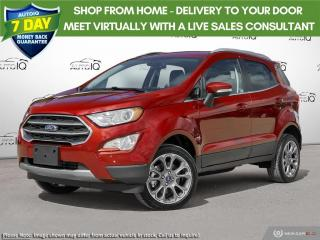 New 2020 Ford EcoSport Titanium TITANIUM | 4WD | 2.0L I4 ENGINE | MOONROOF for sale in Kitchener, ON