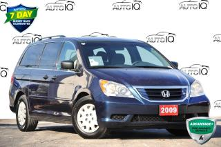 Used 2009 Honda Odyssey LX | FWD | 3.5L V6 | 3rd ROW for sale in Kitchener, ON