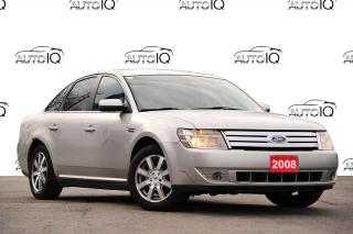Used 2008 Ford Taurus SEL | FWD | 3.5L V6 for sale in Kitchener, ON