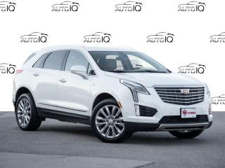 Used 2018 Cadillac XT5 Platinum THIS VEHICLE HAS IT ALL! for sale in Welland, ON