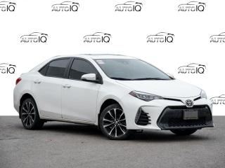 Used 2017 Toyota Corolla SE One Owner Local Trade for sale in Welland, ON