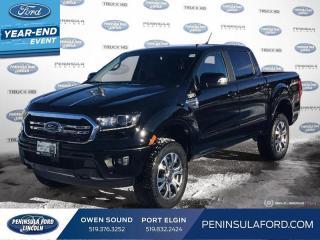 New 2020 Ford Ranger Lariat - Navigation - $300 B/W for sale in Port Elgin, ON