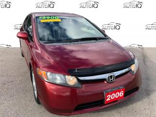 Used 2006 Honda Civic LX for sale in Grimsby, ON