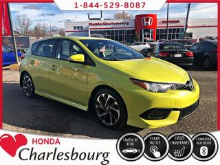 Used 2017 Toyota Corolla iM HATCHBACK **AUTOMATIQUE** for sale in Charlesbourg, QC