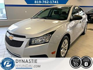 Used 2017 Chevrolet Cruze Premier for sale in Rouyn-Noranda, QC