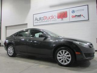 Used 2012 Mazda MAZDA6 GS Manuelle 2.5L **MAGS**CRUISE**A/C** for sale in Mirabel, QC