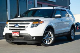 Used 2013 Ford Explorer Limited GOOD CONDITION AC HEATED POWERED SEATS SUNROOF for sale in Chatham, ON