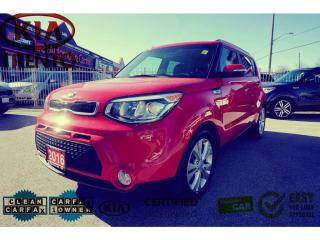 Used 2016 Kia Soul EX+|Super Low KM|1Owner|Backup Cam|UVO|LED lamps| for sale in North York, ON