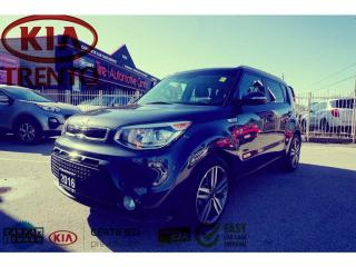 Used 2016 Kia Soul SX|Leather|18
