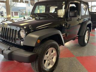 Used 2014 Jeep Wrangler SPORT for sale in Aylmer, ON