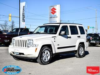 Used 2010 Jeep Liberty Sport 4x4 ~SkySlider Retractable Top ~LOW MILEAGE! for sale in Barrie, ON