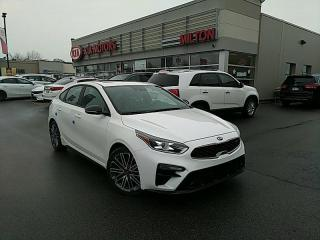 New 2021 Kia Forte5 GT Limited for sale in Milton, ON