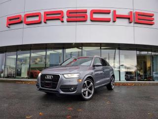 Used 2015 Audi Q3 2.0T Technik quattro 6sp Tiptronic for sale in Langley City, BC