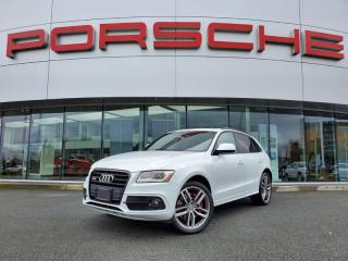 Used 2016 Audi SQ5 3.0T Technik quattro 8sp Tiptronic for sale in Langley City, BC