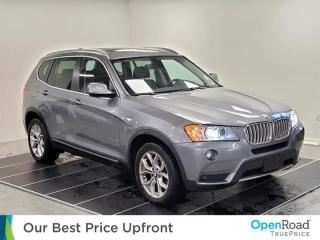 Used 2012 BMW X3 xDrive28i for sale in Port Moody, BC