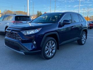 Used 2019 Toyota RAV4 Limited LIMITED-ONLY 7,384 KMS+REMOTE START! for sale in Cobourg, ON