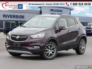 Used 2017 Buick Encore Sport Touring for sale in Prescott, ON