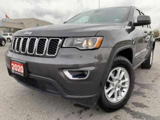 Used 2020 Jeep Grand Cherokee Laredo LAREDO 4X4 WITH NAVIGATION for sale in Carleton Place, ON