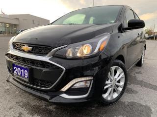 Used 2019 Chevrolet Spark 1LT CVT LT for sale in Carleton Place, ON