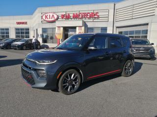 Used 2020 Kia Soul GT-Line GPS*TOIT OUVRANT **CUIR **VOLANT CHAUFFANT for sale in Mcmasterville, QC