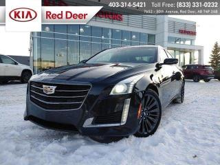 Used 2015 Cadillac CTS Sedan Performance AWD for sale in Red Deer, AB
