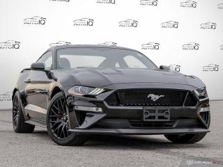 Used 2020 Ford Mustang GT Premium for sale in Oakville, ON
