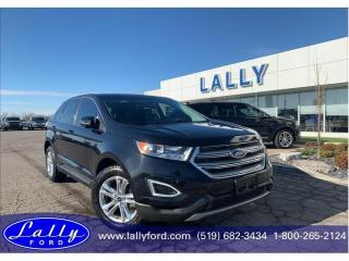 Used 2016 Ford Edge SEL, One Owner, Moonroof, Nav!! for sale in Tilbury, ON