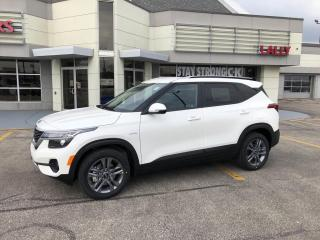 New 2021 Kia Seltos LX for sale in Chatham, ON