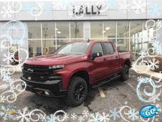 New 2021 Chevrolet Silverado 1500 LT Trail Boss for sale in Tilbury, ON