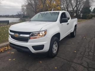 Used 2017 Chevrolet Colorado WT for sale in Roxboro, QC