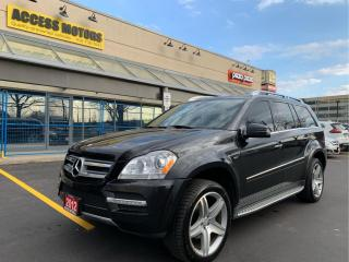 Used 2012 Mercedes-Benz GL-Class 4MATIC 4dr GL 350 BlueTEC for sale in North York, ON
