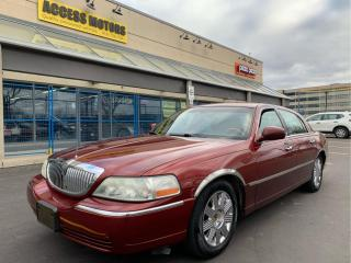 Used 2004 Lincoln Town Car 4dr Sdn Ultimate for sale in North York, ON