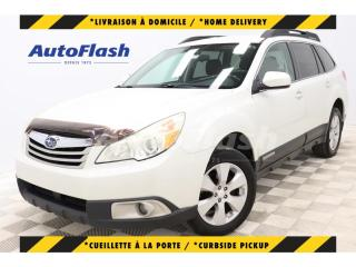 Used 2011 Subaru Outback 2.5i AWD* MAGS* CRUISE*A/C* GR-ELECTRIQUE* for sale in St-Hubert, QC