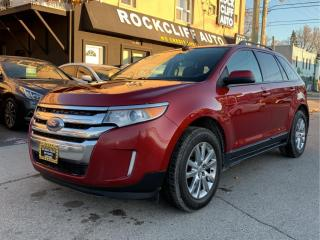 Used 2013 Ford Edge 4DR SEL FWD for sale in Scarborough, ON