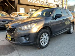 Used 2014 Mazda CX-5 AWD 4dr Auto GS for sale in Scarborough, ON