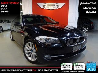 Used 2013 BMW 5 Series 528XI | BACK-UP CAM | CERTIFIED | FINANCE @ 4.65% for sale in Oakville, ON