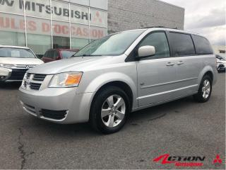 Used 2009 Dodge Grand Caravan 7 PASSAGERS+AIR CLIMATISÉ+GROUPE ÉLEC+STOW N GO+V6 for sale in St-Hubert, QC