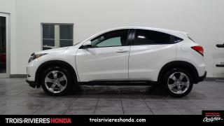 Used 2017 Honda HR-V LX + 2WD + MANUEL + DEMARREUR + MAGS ! for sale in Trois-Rivières, QC