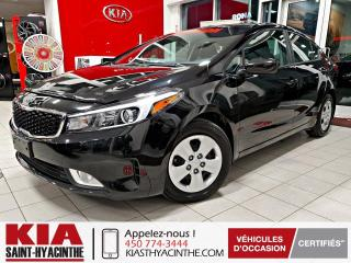 Used 2017 Kia Forte ** EN ATTENTE D'APPROBATION ** for sale in St-Hyacinthe, QC